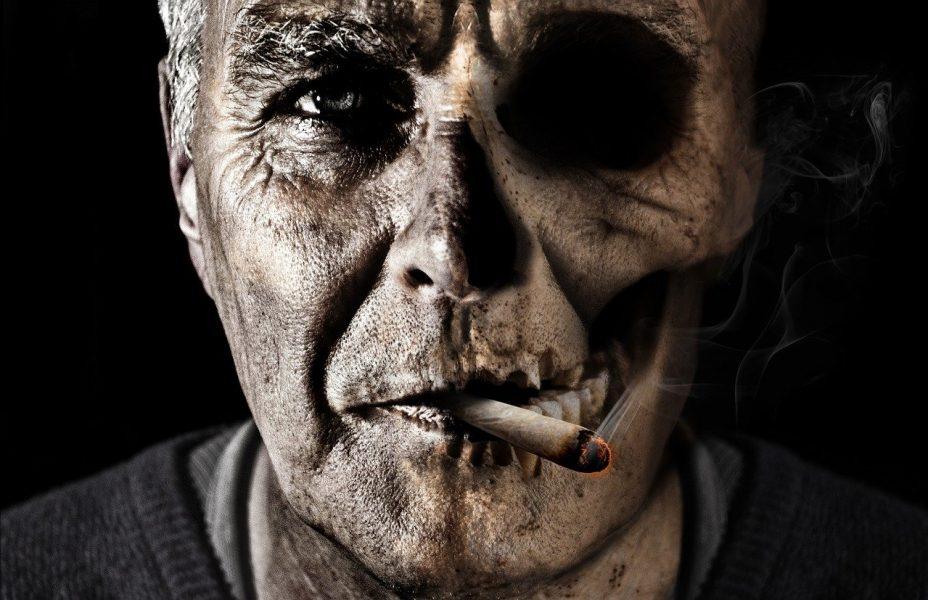 Cigarros e beatas - Consequências para o ambiente e para a saúde